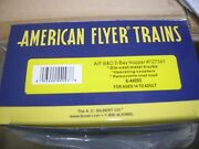 Lionel 44093 American Flyer Baltimore And Ohio 2 Bay Hopper - Make Offers