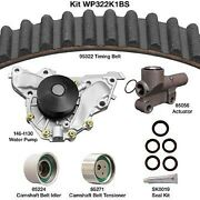 Dayco Wp322k1bs Engine Timing Belt Kit With Water Pump