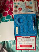 Spirograph Design Set 15 Piece With Precision Parts And Pens Paper Included