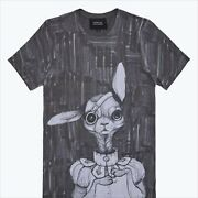 Marc Jacobs × Lauren Tsai Limited Unisex Rare T-shirts Size S New W Tag