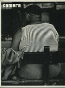 Book Of Photos By Lisette Model - Signed - Camera Magazine December 1977