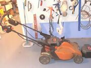 Battery Powered Lawnmower Self Propled