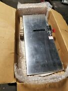 New Ge 200 Amp Fused Safety Switch W/ Viewing Window 600v 150 Hp 3 Andoslash Th3364ssw