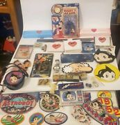 Huge Astroboy Vintage Tezuka Collection Lot All New 45+ Items Very Rare 3d