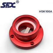 Sfx Hsk100a Lock Seat Tool Tightening Fixture For Hsk100a Collet Chuck Use