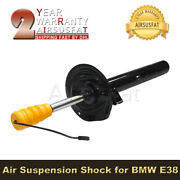 Front Right Air Suspension Strut Damper With Edc For Bmw E38 Shock 31311091558