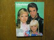 Ap-1983 Detroit News Tv Maghappy Days/heather Oand039rourke/henry Winkler/linda Purl