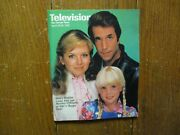 Ap-1983 Detroit News Tv Magheather Oand039rourke/happy Days/henry Winkler/linda Purl