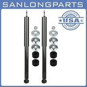 Rear Pair Left And Right Shocks Struts Shock Absorber For Ford Escape 2008-2012