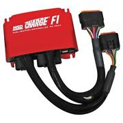 Msd Fuel Injection Electronic Control Unit 4244 Blaster Charge Fi For Kawasaki
