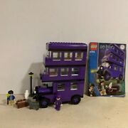 Lego Harry Potter Knight Bus- Set 4755 - 2004 Release