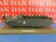 Die Cast 1/43 Modellino Camion Anfibio Truck Gmc Dukw 353 Us Army By Atlas