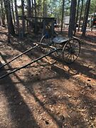 Horse Buggy Carriage Antique...early 1900andrsquos Andnbspandnbsp