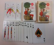 Vintage Coca Cola 1963 Things Go Better Deck Of Playing Cards