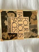 Four Fabulous Faces Swanson Garbo Crawford Dietrich By Larry Carr...