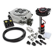 Holley Sniper Efi And Ignition Kit 550-510d-gmbk Returnless 650hp Tbi For Sbc Bbc