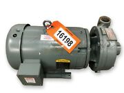 10 Hp Flowserve Size 2 X 1.5 X 7 Centrifugal Pump Type 3000 [unused]