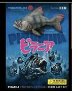 Difficult Get Started Recommended For Challenges Piranha Kit Tomenosuke