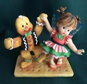 My Little Kitchen Fairies - Signed By G G -fred And Ginger Fairie Gingerbread