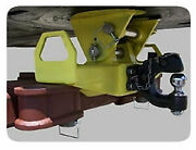 5th Wheel Towing Attachment For Heavy Wrecker
