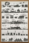 2017 Ai Weiwei Offset Lithograph Odyssey - Edition Of 1000 - Public Art Fund Nyc