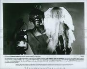 1987 Press Photo Actor Conrad Roberts In The Serpent And The Rainbow