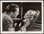 Film Debut Vincent Price And Constance Bennett And03938 Vint Orig Photo Service De Luxe