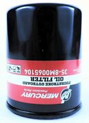 12 New Brand New Mercury Marine Fourstroke Outboard Oil Filter 35-8m0065104