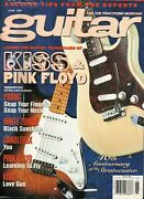 1994 June Guitar For The Practicing Musician Magazine - Fender Stratocaster 40th