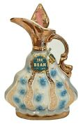 Vintage 1970 Jim Beam 155-month Old Whiskey Decanter Bottle, No Alcohol, No Box
