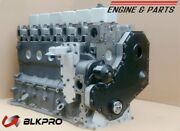 New Long Block Cummins Engine 5.9l 12v Industry In Line P Pump No Core Charge