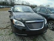 Front Clip Sedan Without Fog Lamps Fits 11-14 200 567837