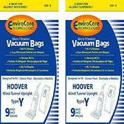 18x Vacuum Cleaner Bags For Nutone Hoover Wind Tunnel Upright Type Y 4010100y