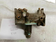 Indian Scout Linkert Carb M741 741 741-1 Military Vintage Motorcycle 40's