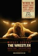 240394 The Wrestler Vintage Movie Mickey Rourke Tomei Wall Print Poster Us