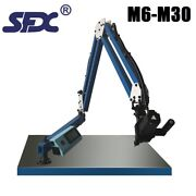M6-m30 Electric Tapping Machine Arms1900mm Long Armtouch Screenmulti-angle