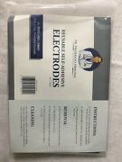 Dr. Frederick's Original 2x2in Reusable Self-adhesive Tens Unit Electrodes 44ct