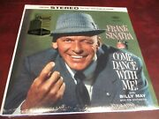 Frank Sinatra Come Dance With Me 180 Gram 2009 Capitol Records From The Vaults