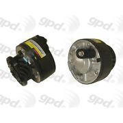 7511348 Gpd New A/c Ac Compressor For Chevy Olds Suburban S10 Pickup With Clutch
