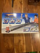 Thunder Cycle Duel Hot Wheels Cycle And Car Race Track Set Vintage 2003 Cooper