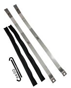 Gas Tank Straps For 1960-1964 Ford Full Size Passenger Cars Galaxie