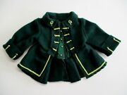 American Girl Felicity Riding Habit Jacket To Outfit