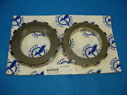 Alto Replacement Clutch Plates Set For All Ultima 2 Open Belt Drives 58-769