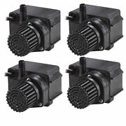 Little Giant 36w Energy Efficient Direct Drive Submersible Pond Pump 4 Pack