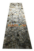 Marvelous Dining Table Top Agate Stone Mosaic Restaurant Natural Decorative A019