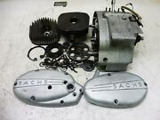Sachs 50 Moped Sm435 Engine For Parts Or Rebuild