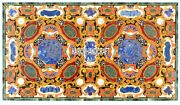 Custom Marble Table Top Inlaid Marvelous Arts Dining Room Table Decorative H3859