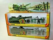 Corgi 908 Amx 30d Recovery Tank Gift Set X 2 In Trade Pack Ex-shop Stock Miband039s