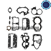 Gasket Kit Fit Johnson/evinrude Powerhead 25/35hp 2cyl X-ref Replaces 433941