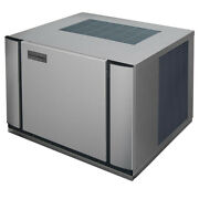Ice-o-matic Cim0436hw Water-cooled Half Size Cube Ice Maker 500 Lbs/day